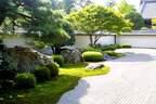Japánkert képek az internetről - 485x324 pixel - 79144 byte Szintezés, útalap készítés